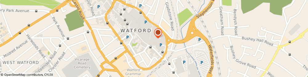 Route/map/directions to Vision Express Opticians - Watford, WD17 2TH Watford, Unit B12