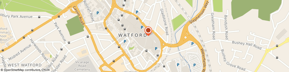 Route/map/directions to JD Sports, WD17 2TE Watford, Unit A4 The Harlequin Sc
