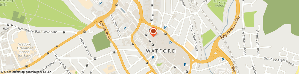 Route/map/directions to wilko, WD17 2DJ Watford, 29-35 High Street