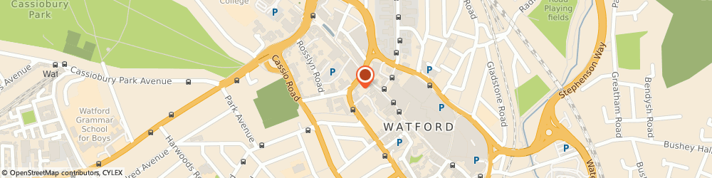 Route/map/directions to Marketplace Appointments Ltd, WD18 0JG Watford, 19-23 Exchange Road