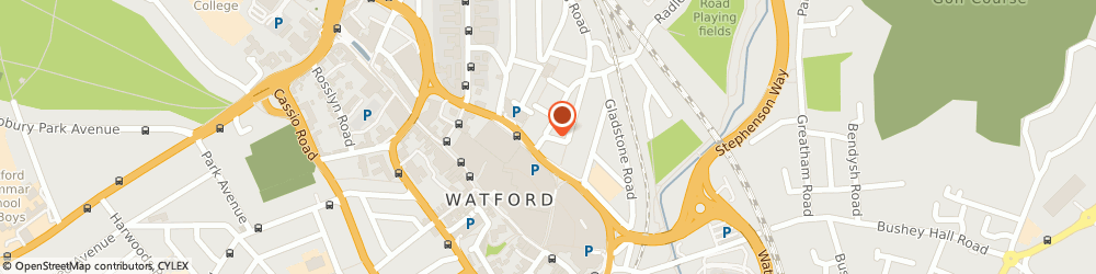 Route/map/directions to Learn 2 Drive, WD17 2LQ Watford, 2 Lord Street