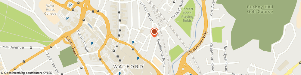 Route/map/directions to Holland & Barrett Watford, WD17 2DQ Watford, Queen's Road