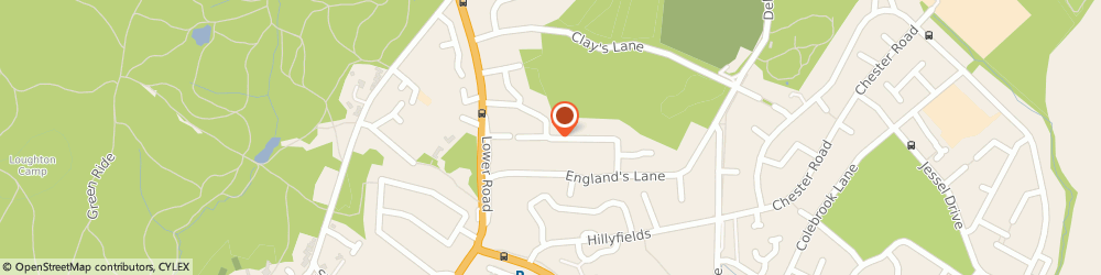 Route/map/directions to Loughton Locksmiths, IG10 2QR Loughton, Goldings Rd