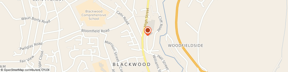 Pizza Hut Delivery Blackwood 71 High Street