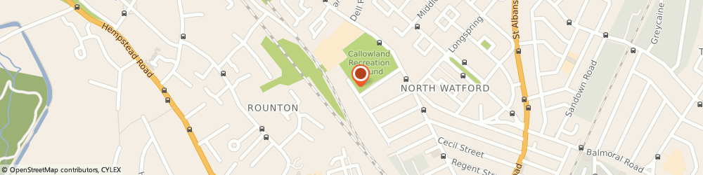 Route/map/directions to Bisley Fencing Services, WD24 5HR Watford, 91 Sussex Road