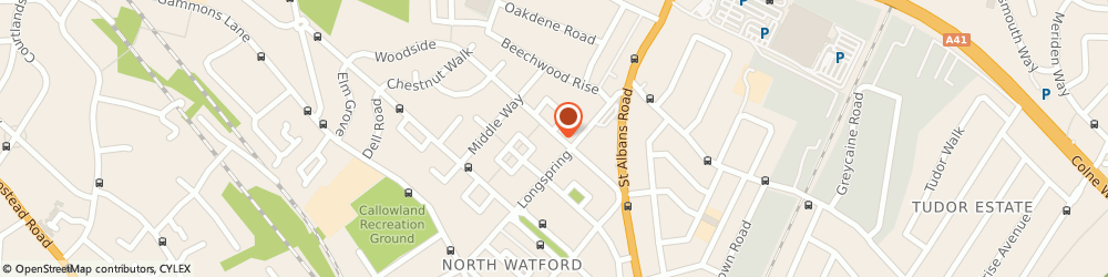 Route/map/directions to Watford Pro Valet, WD24 6QH Watford, 39 Fuller Road