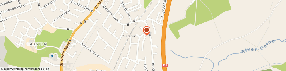 Route/map/directions to Clarks Digital - Marketing & SEO Agency, WD25 9SR Watford, 13 The Phillipers