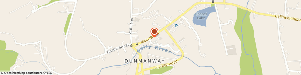 Route/map/directions to O Driscoll A Plant Hire,  Dunmanway, CLASHNACRONA