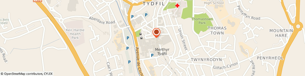 Route/map/directions to Darlows estate agents Merthyr Tydfil, CF47 8BW Merthyr Tydfil, 32 Victoria Street