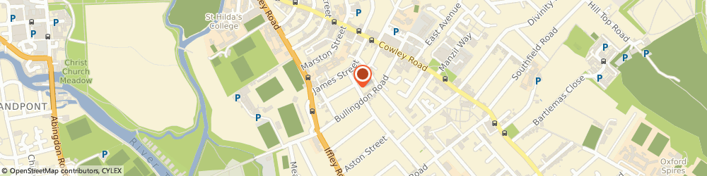 Route/map/directions to Oxford Mobile Locksmith, OX4 1HB Oxford, 2C HURST STREET