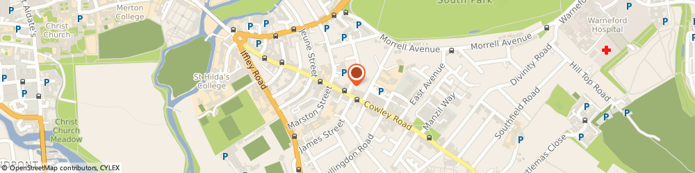 Route/map/directions to Catweazle, OX4 1HU Oxford, 44 Princes St