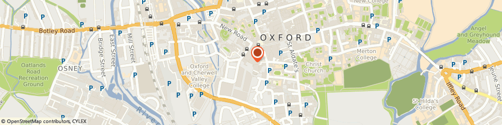 Route/map/directions to Timpson, OX1 1NX Oxford, 25 Westgate