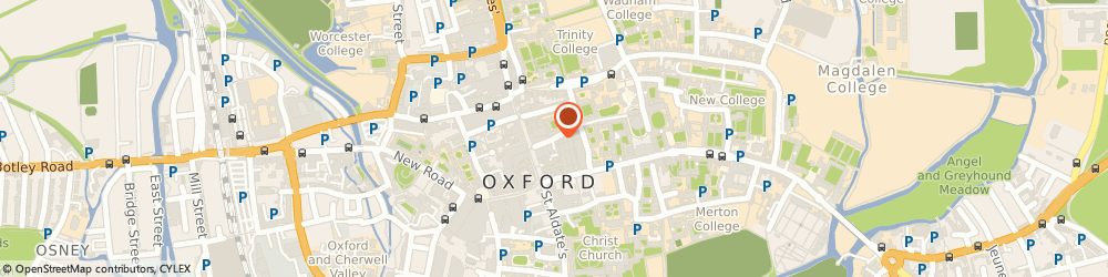 Route/map/directions to Timpson Ltd, OX1 3DU Oxford, 1 THE MARKET