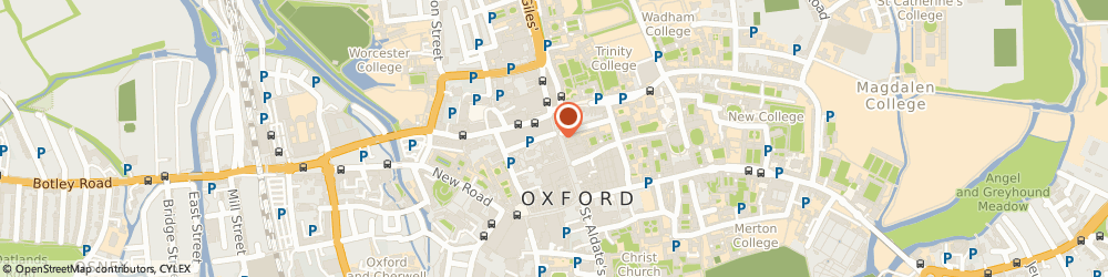 Route/map/directions to Timpson, OX1 3HA Oxford, SNAPPY SNAPS 40 CORNMARKET STREET