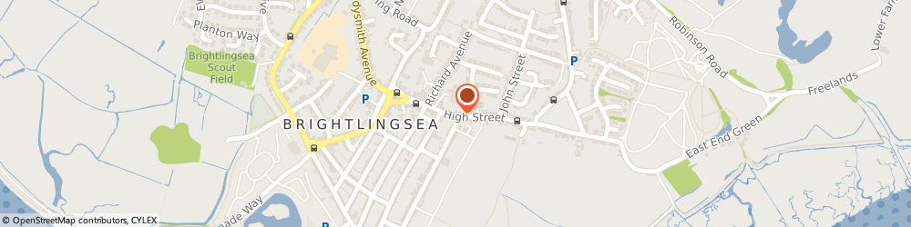 Route/map/directions to H2O Hair & Beauty, CO7 9BE Colchester, 37 High Street