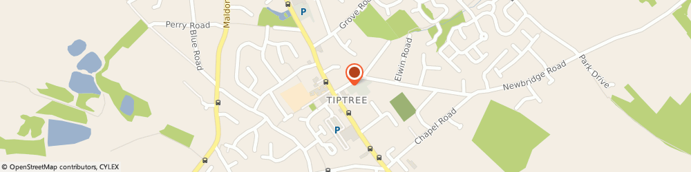 Route/map/directions to Tiptree Joinery Services, CO5 0HQ Colchester, 2 New Rd