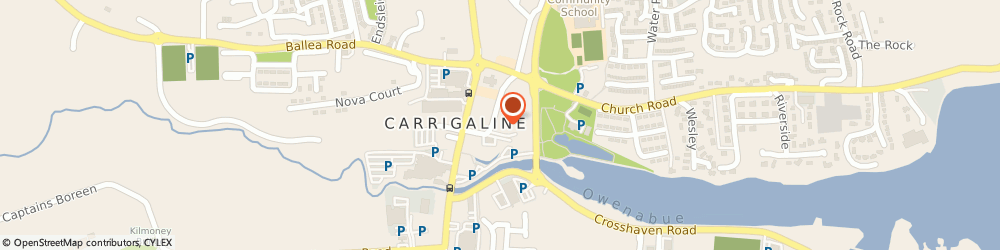 Route/map/directions to STEPHENSON CONSULTING ENGINEERS LIMITED, P43 Carrigaline, Carrig House, Old Waterpark