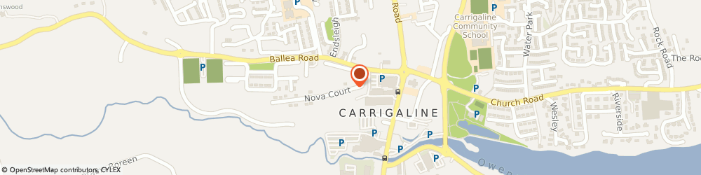 Route/map/directions to C.E.H. CONSULTANTS LIMITED, P43 Carrigaline, 9 Nova Court