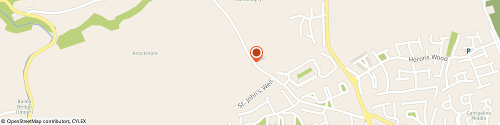 Route/map/directions to ClearSphere Ltd,  Cork, Carrigaline Ind Park Carrigaline