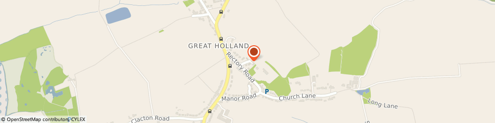 Route/map/directions to Nu-Life Cleaning Services Ltd, CO13 0JR Great Holland, 12 The Close