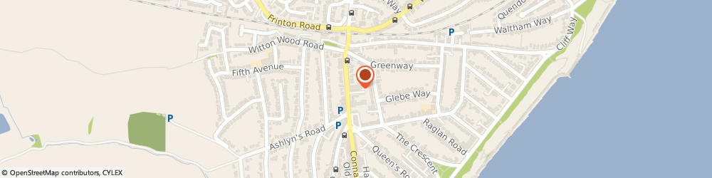 Route/map/directions to Frinton Cleaning Services, CO13 0NJ Kirby Cross, Unit 45 Chatsworth Farm