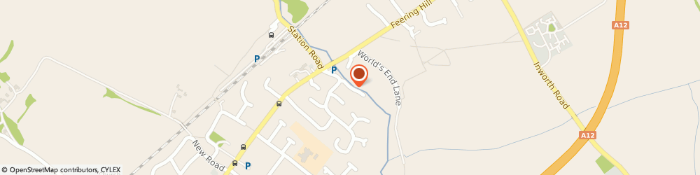 Route/map/directions to Qc People Management Ltd, CO5 9NG Kelvedon, EASTERFORD MILL SWAN STREET