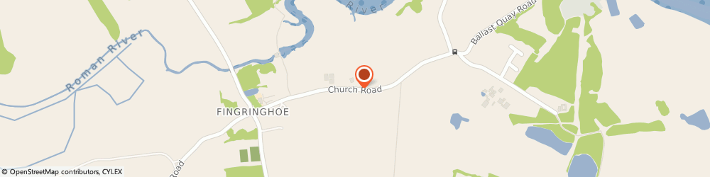 Route/map/directions to G & H Groundworks, CO7 0QP Colchester, Church Rd