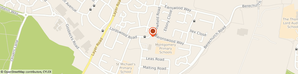 Route/map/directions to Teche Support, CO2 9ND Colchester, 28 Fallowfield Rd, Colchester ,UNITED KINGDOM