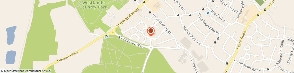 Route/map/directions to Fusepattesting, CO2 9PR Colchester, 29 Gladiator Way
