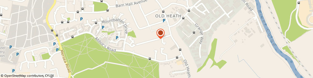 Route/map/directions to Colin Wicks Ltd, CO2 8BA Colchester, 1 Darcy Road