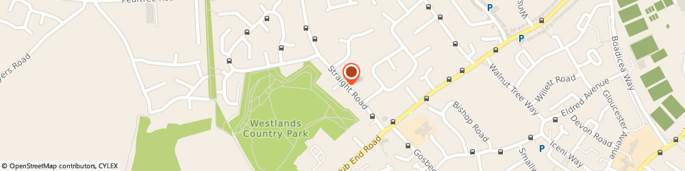 Route/map/directions to Colchester Ninjutsu, CO3 9EF Colchester, Straight Road Community Centre, 329 Straight Road