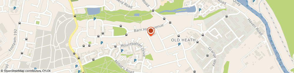 Route/map/directions to Topflite Commercial & Property Maintenance, CO2 8BT Colchester, 131 Cavendish Avenue