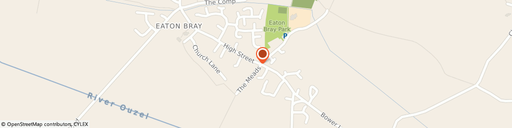 Route/map/directions to D & E Hines, LU6 2DP Eaton Bray, 98 HIGH ST