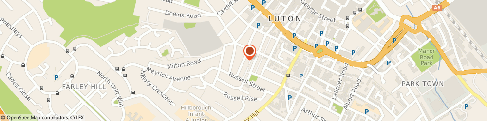 Route/map/directions to Driving Lessons Luton, LU1 5AL Luton, 37 STANLEY STREET