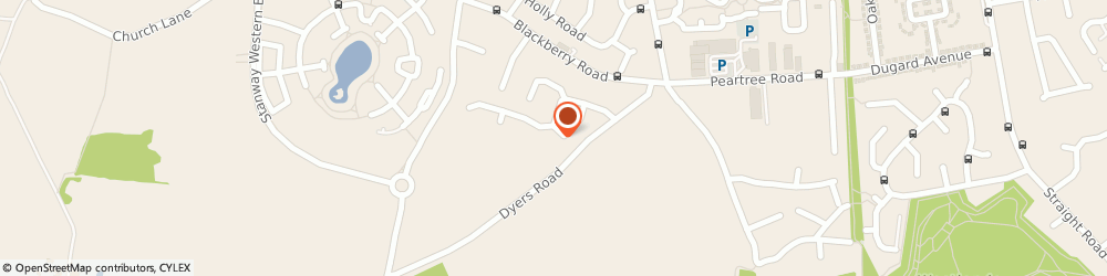 Route/map/directions to Jmg Quality Management Ltd, CO3 0US Stanway, 3 TYDEMAN CLOSE