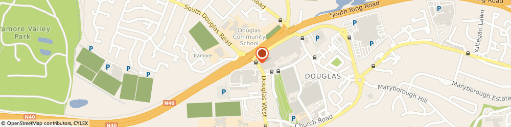 Route/map/directions to Microsuction Ear WaxRemoval, T12 D8W8 Douglas, 5, Saint Patricks Street, Behind Tesco