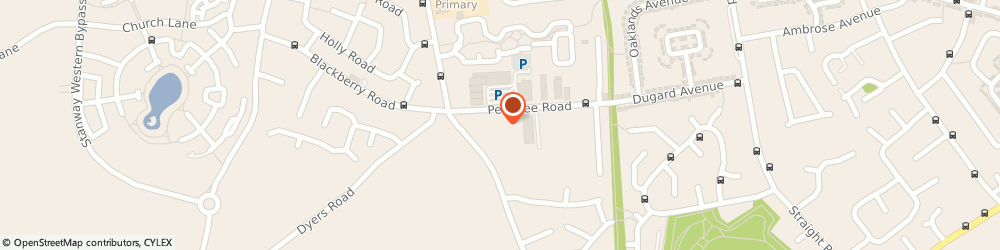 Route/map/directions to Sizedwell Clothing, CO3 0AB Stanway, Unit 4, Angora Business Park