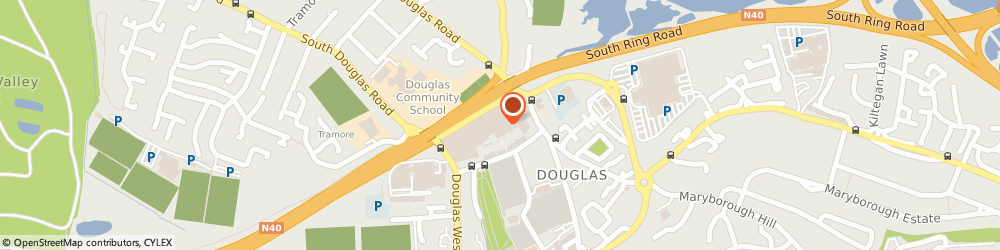 Route/map/directions to Welch Sports – better brands, better value,  Cork, Douglas Village Shopping Centre