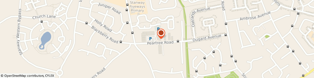 Route/map/directions to Cavendish Builders Limited, CO3 0QG Stanway, Stanway