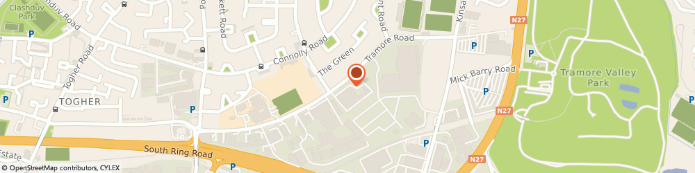 Route/map/directions to Alupro Roofing Cork, T12 N8E2 Cork, Tramore Business Park
