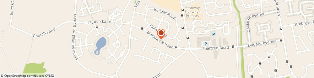 Route/map/directions to Paul Smith Plumbing & Heating, CO3 0RZ Colchester, 45 Blackberry Rd