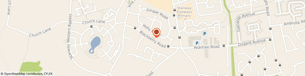 Route/map/directions to The Treatment Room @ Caramel Browne Colchester Stanway, CO3 0RZ Colchester, 54 Blackberry Rd