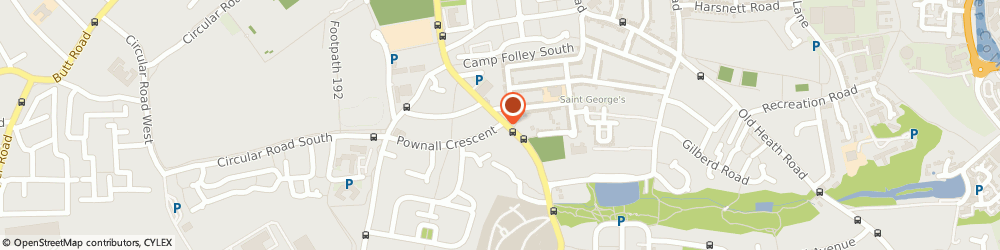 Route/map/directions to Collins Cleaning Services Ltd, CO2 7RG Colchester, 1 Pownall Crescent