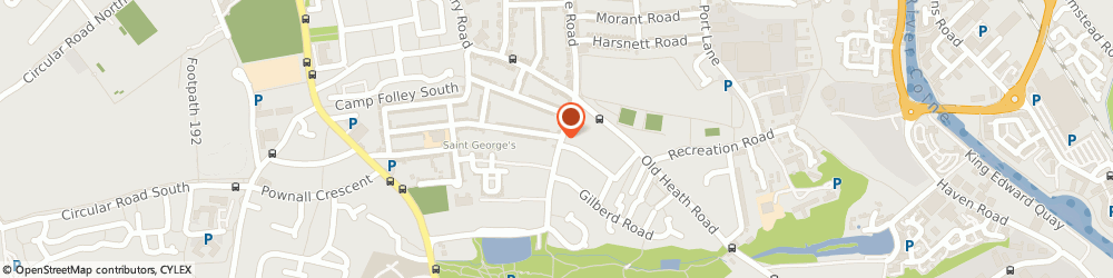 Route/map/directions to Wavelength, CO2 7LT Colchester, 30 Bourne Rd