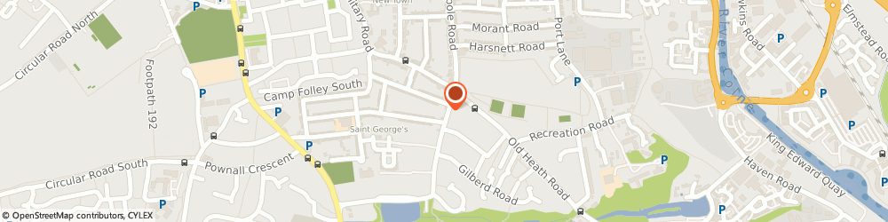 Route/map/directions to Classic Cars (Europe) Ltd, CO2 7LQ Colchester, 28A BOURNE ROAD
