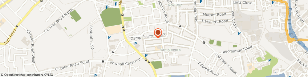 Route/map/directions to Diamond Cleaning Ltd, CO2 7SA Colchester, LISLE ROAD