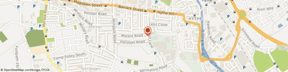 Route/map/directions to Go4 Enterprises, CO1 2JB Colchester, 123 Morant Road