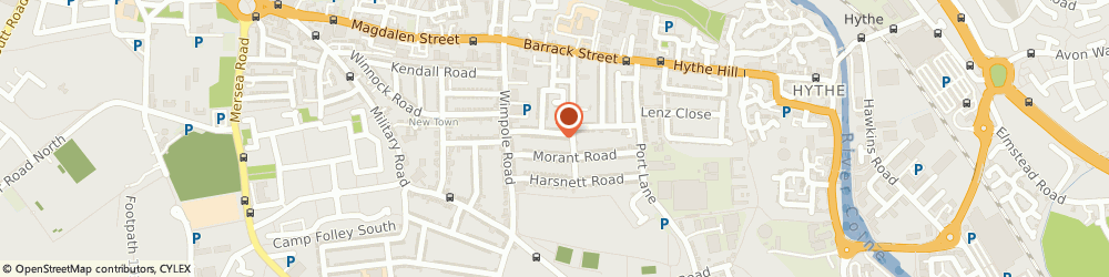 Route/map/directions to Food and Drink Festival, CO1 2DS Colchester, 61 King Stephens Road