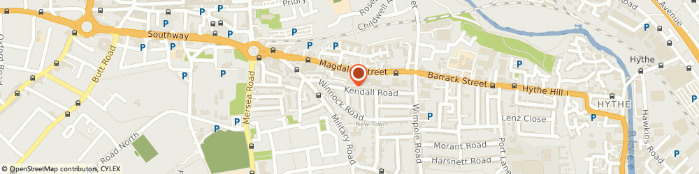 Route/map/directions to Mallans Cleaning Services, CO1 2BN Colchester, 3B KENDALL ROAD