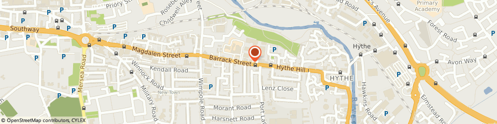 Route/map/directions to Kwik Fit, CO1 2LT Colchester, 68 Barrack Street
